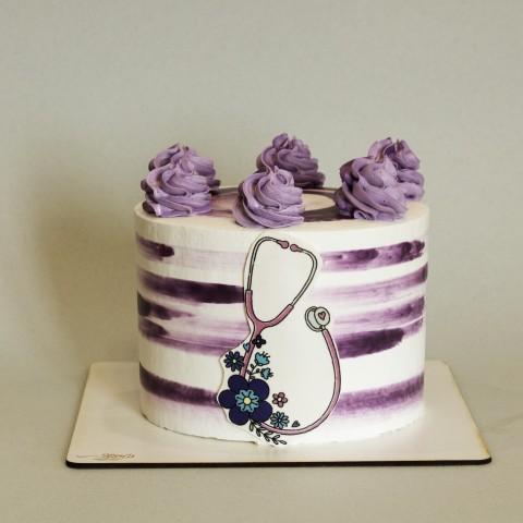 کیک روز پزشک کد یک