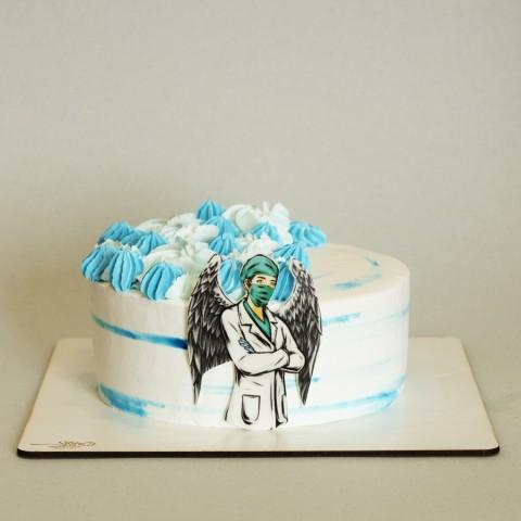 کیک روز پزشک کد سه