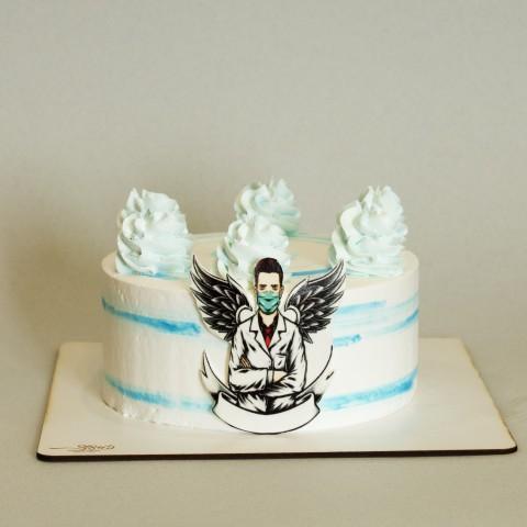 کیک روز پزشک کد چهار