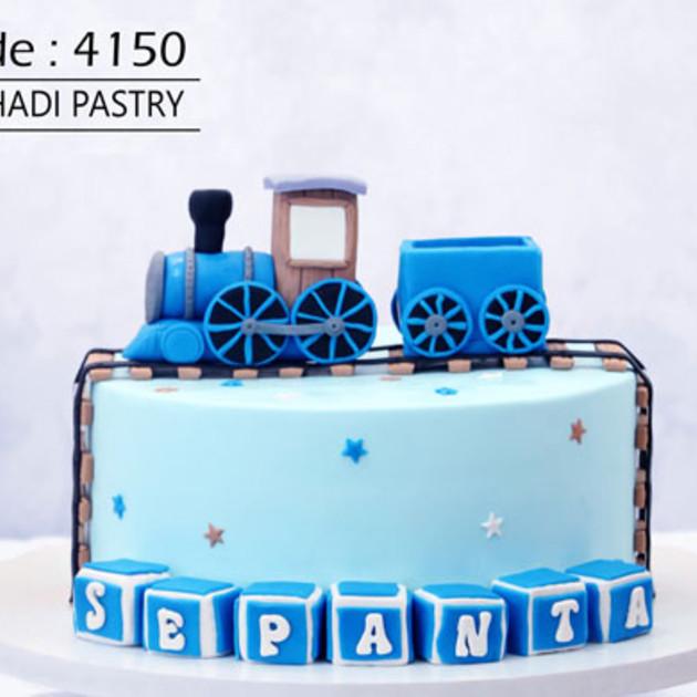 کیک سفارشی کد 4150