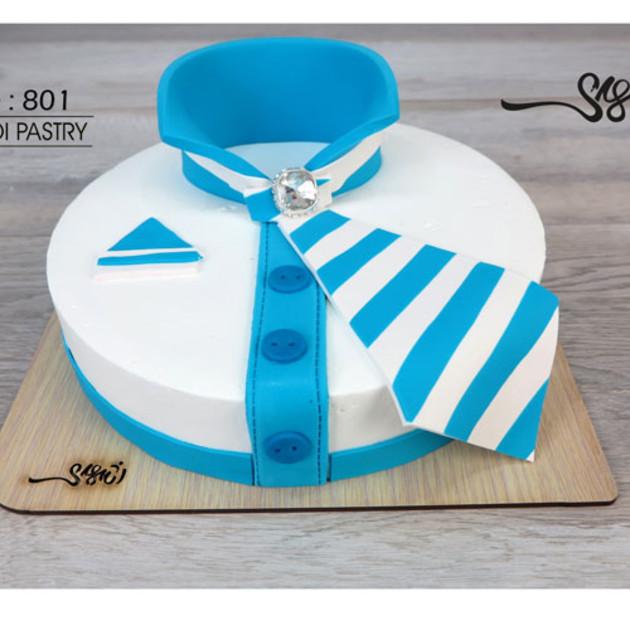 کیک سفارشی کد 801
