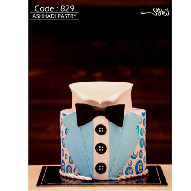 کیک سفارشی کد 829