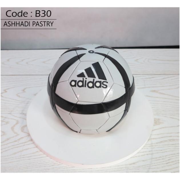 کیک سفارشی کد B30