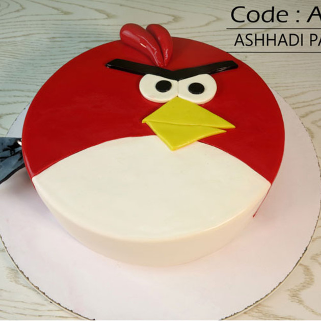 کیک سفارشی کد Ang-(2)