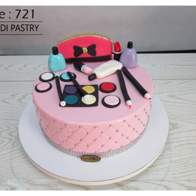 کیک سفارشی کد 721