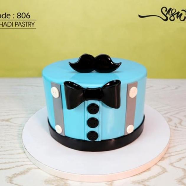 کیک سفارشی کد 806