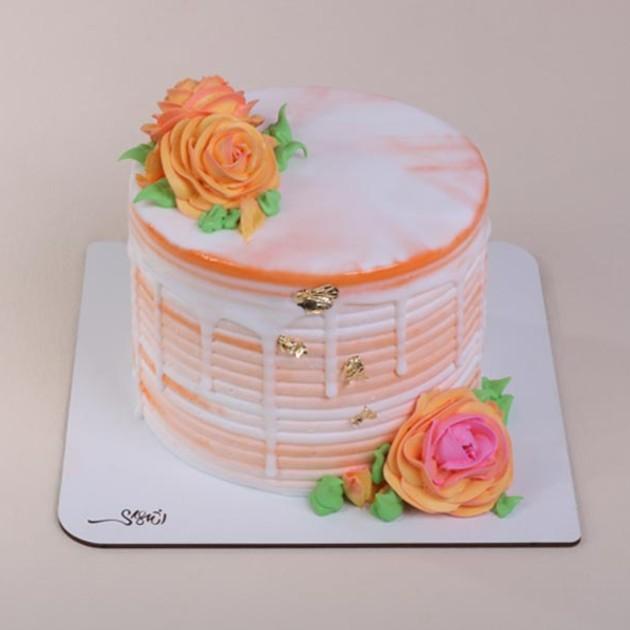کیک خامه ای کد94