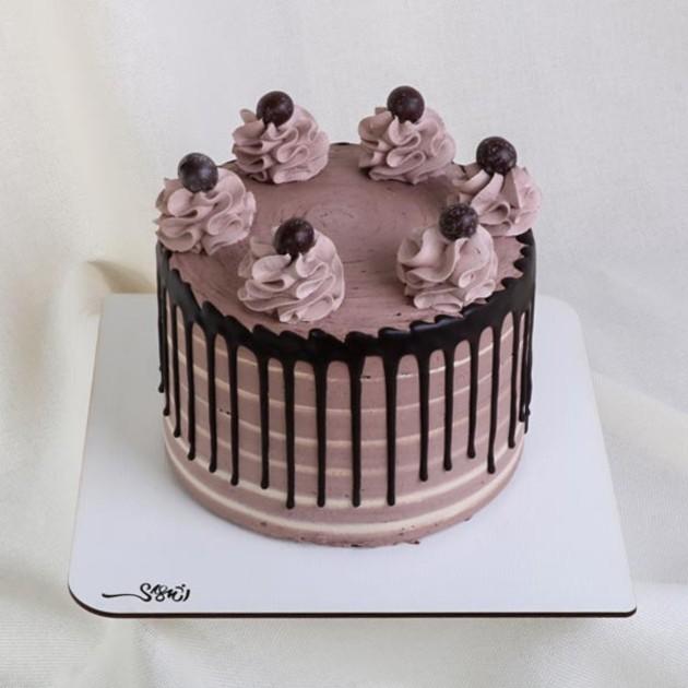 کیک شکلاتی کد120