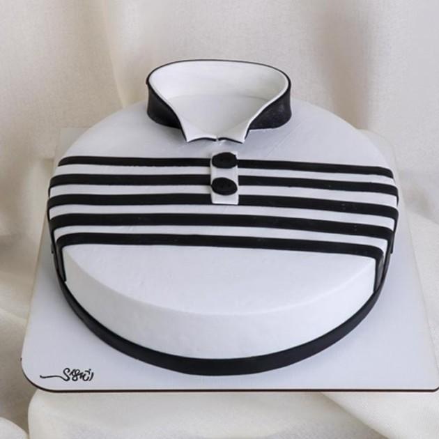 کیک مردانه کد124