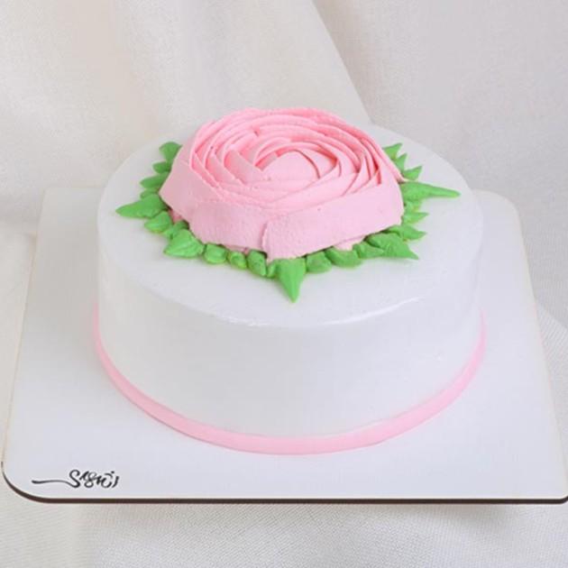 کیک خامه ای کد137