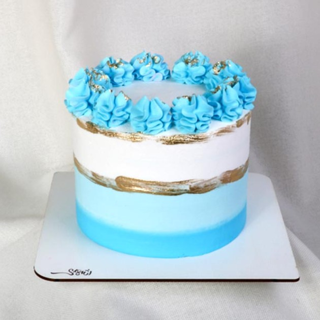 کیک خامه ای کد169