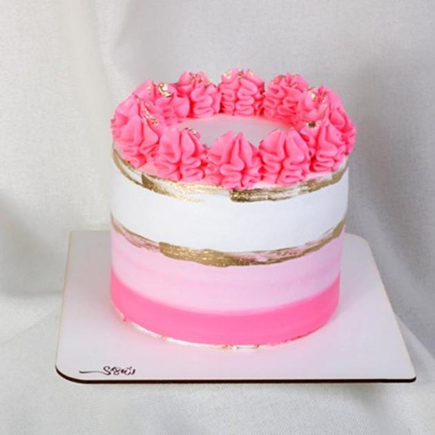 کیک خامه ای کد170