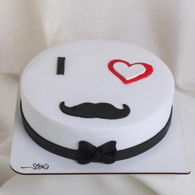 کیک مردانه کد130