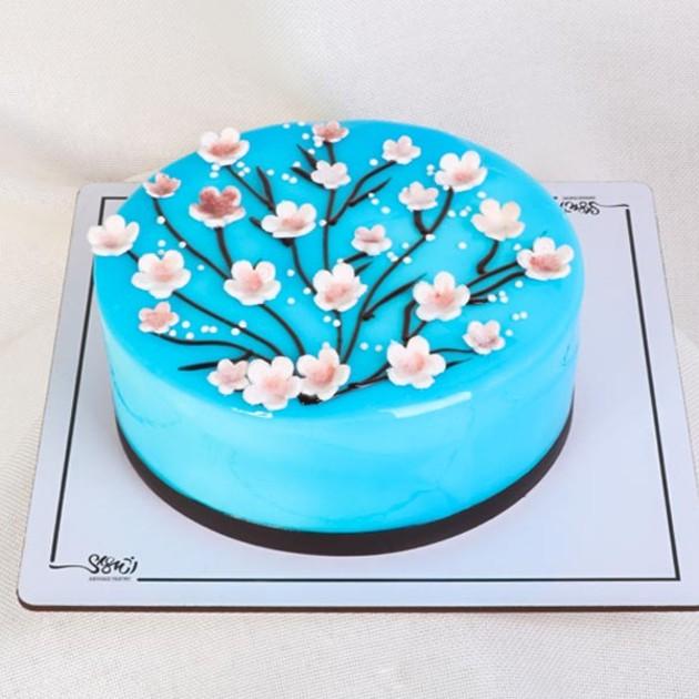 کیک ژله ای 43