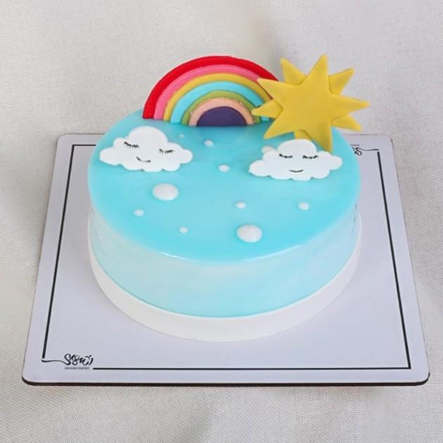 کیک ژله ای کد53