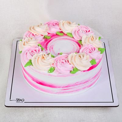 کیک خامه کد282