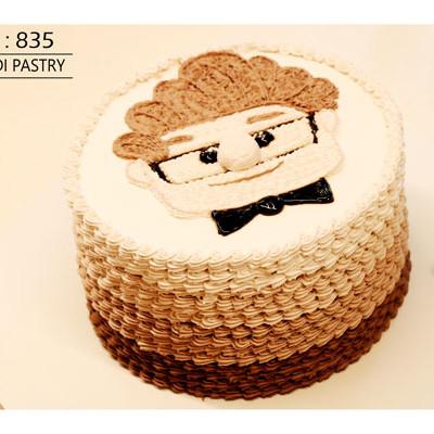 کیک سفارشی کد 835