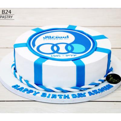 کیک سفارشی کدB24