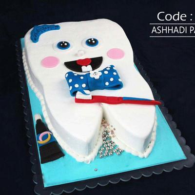 کیک سفارشی کد D2