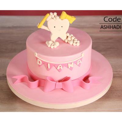 کیک سفارشی کد D6