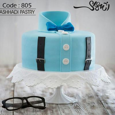 کیک سفارشی کد 805