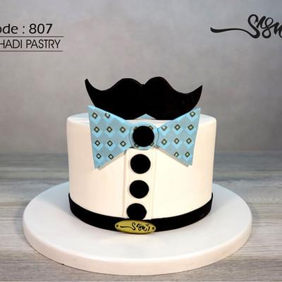 کیک سفارشی کد 807