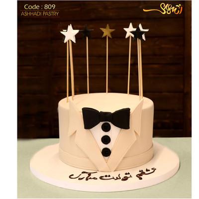 کیک سفارشی کد 809