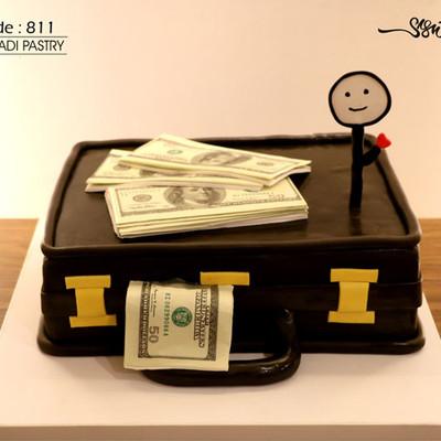 کیک سفارشی کد 811