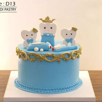 کیک سفارشی کد D13