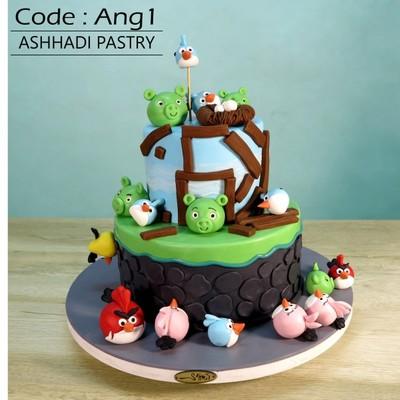 کیک سفارشی کد Ang (1)