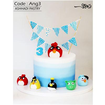 کیک سفارشی کد Ang-(3)