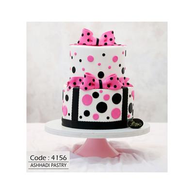 کیک فوندانت کد 4156