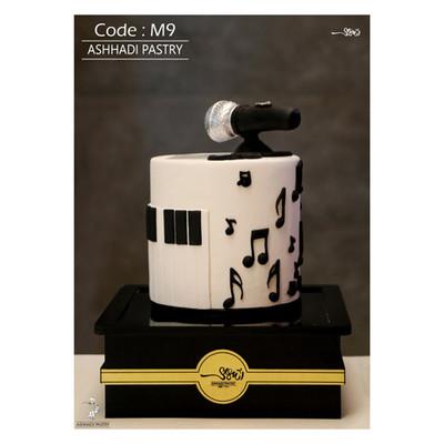 کیک سفارشی کد M9