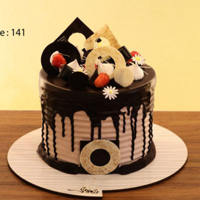 کیک شکلاتی کد141