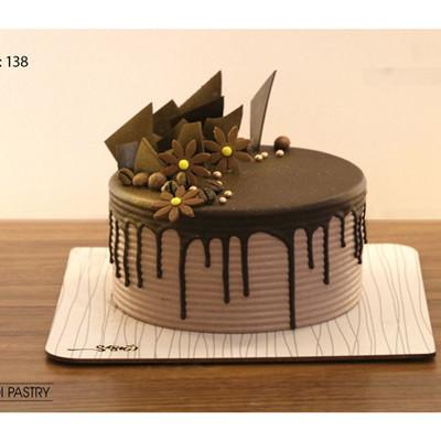 کیک شکلاتی کد138