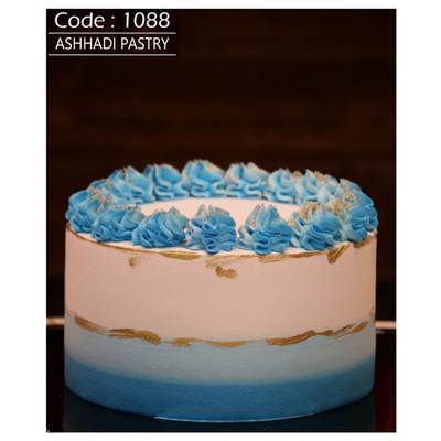 کیک خامه ای کد1088
