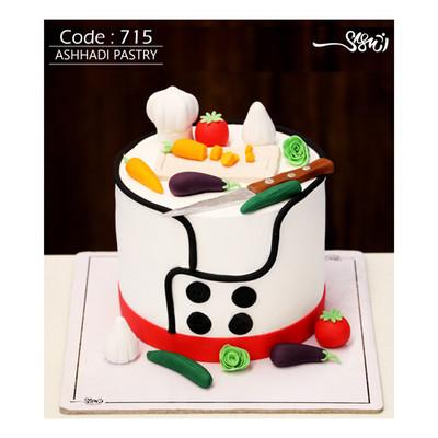 کیک سفارشی کد715