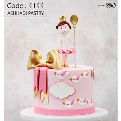 کیک سفارشی کد4144