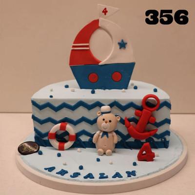 کیک سفارشی کد356