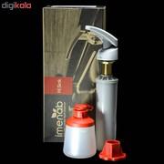 پمپ مایع ظرفشویی ایمن آب مدل HI SINK کد HS1901