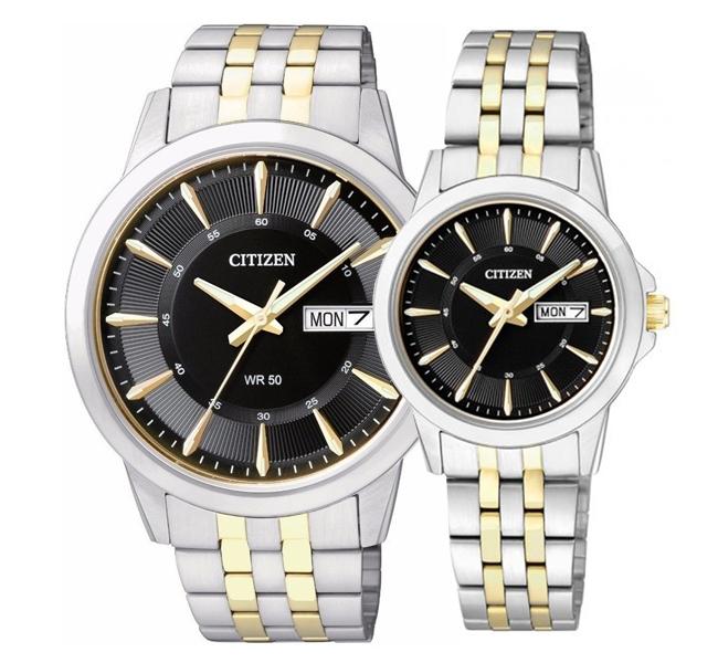 ساعت مچی ست سیتی زن مدل EQ0608-55e و BF2018-52e