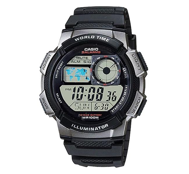 ساعت مچی مردانه کاسیو مدل AE-1000W-1B