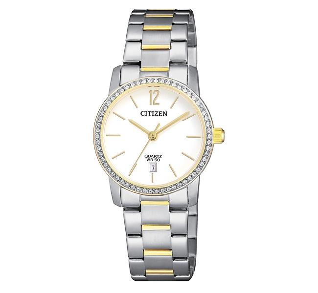 ساعت مچی زنانه سیتی زن مدل EU6038-89A