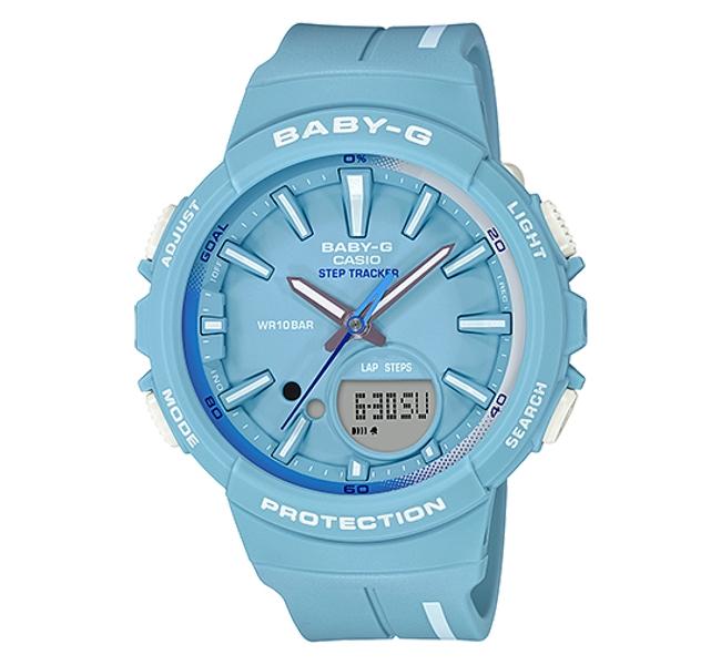 ساعت مچی زنانه بیبی جیشاک مدل BGS-100RT-2ADR