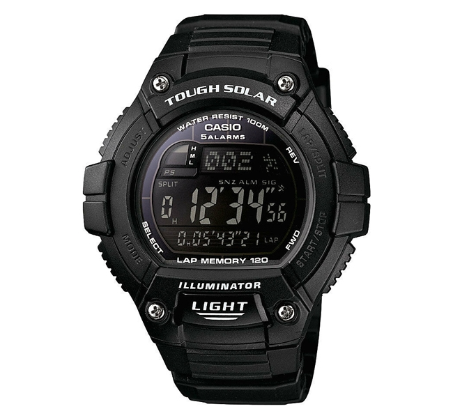ساعت مچی مردانه کاسیو مدل W-S220-1B