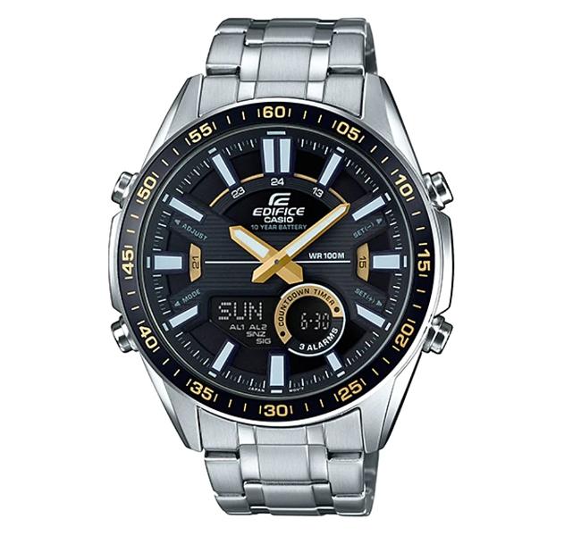 ساعت مچی مردانه کاسیو مدل EFV-C100D-1BVDF
