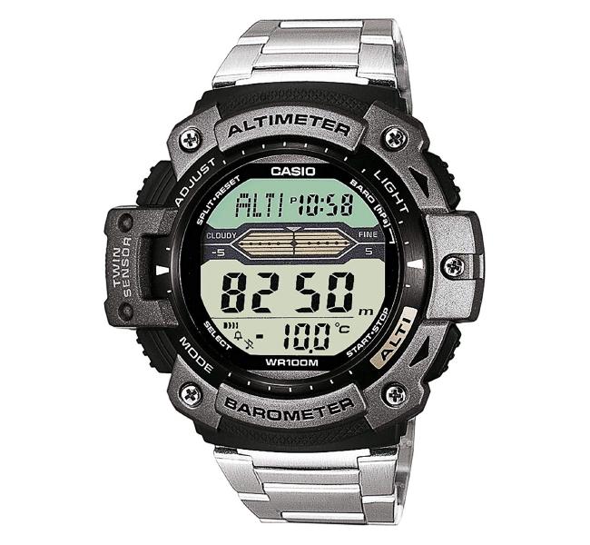 ساعت مچی مردانه کاسیو مدل SGW-300HD-1A