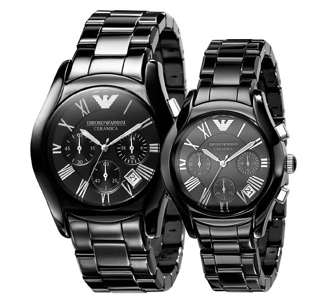 ساعت مچی ست آرمانی مدل AR1400 | AR1401