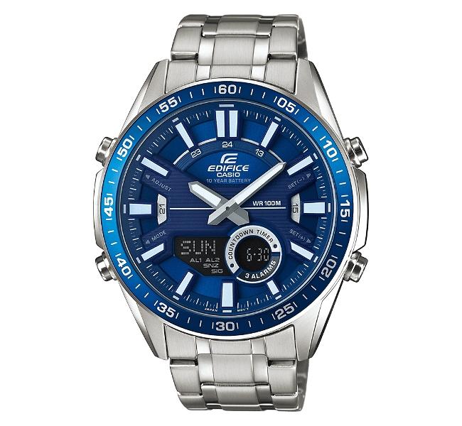 ساعت مچی مردانه کاسیو مدل EFV-C100D-2AVDF