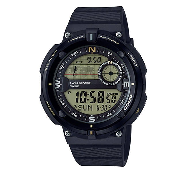 ساعت مچی مردانه پروترک کاسیو مدل SGW-600H-9A